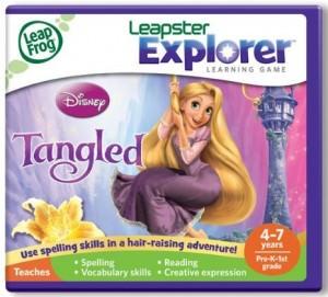 Tangled LeapFrog Learning Game