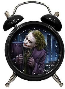 Batman The Joker will wake you with this alarm clock