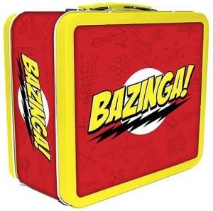 Bazinga! Lunch Box