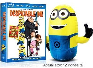 Despicable Me Limited Edition Movie Set
