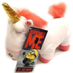 Despicable Me Plush Unicorn