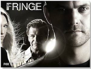 A great Fringe Poster with Walter, Peter and Olivia