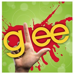 Glee Party with glee napkins that will be fun