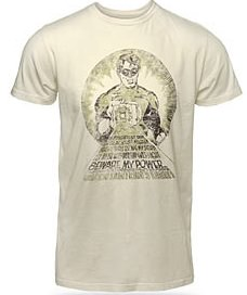 Special t-shirt of Green lantern's oath