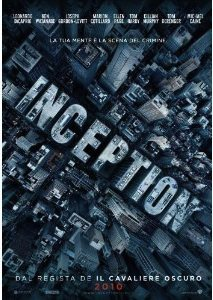 Inception Movie poster from italy