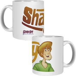 Scooby-doo mug of shaggy