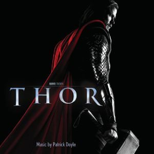 The Music from the movie Thor on CD or MP3
