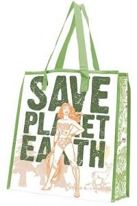Wonder Woman Reusable Tote Bag