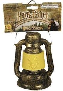 Plastic Harry Potter Lantern with Hogwarts crest