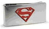 Superman Money Clip replaces the wallet