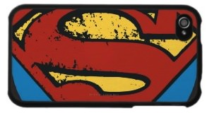 Apple iPhone 4 Superman case