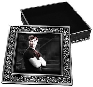 Twilight Jacob Black metal Jewelry Box 