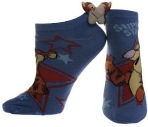 Tigger Superstar Socks size 9-11