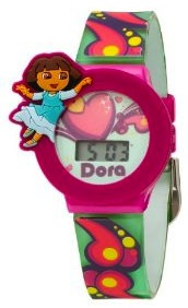 Dora the explorer watch gift set