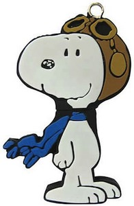 Peanuts Snoopy flying ace thumb drive