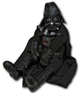 Star Wars Backpack of Darth Vader