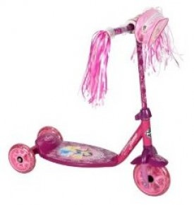 Disney Princess Canopy Tricycle from Kmart.com