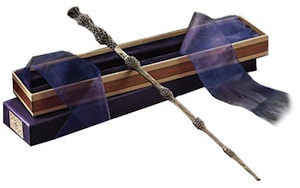 Dumbledore 39 s wand thlog for Dumbledore wand replica