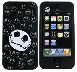Jack Skellington Nightmare before christmas iphone case