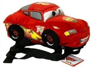 Cars 2 lightning McQueen Backpack
