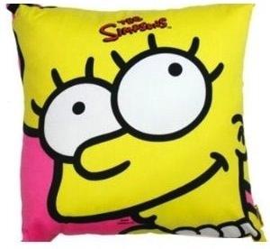 Lisa Simpson pillow