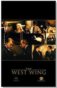 The West Wing poster