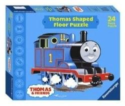 Thomas the tank engine train floor puzzle