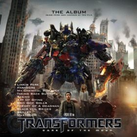 Transformers Dark of the moon soundtrack cd and mp3