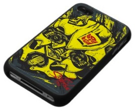 Autobot Bumblebee iPhone 4 case by Speck