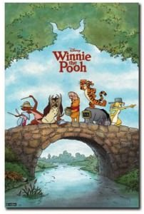 Winnie the Pooh 2011 movie poster