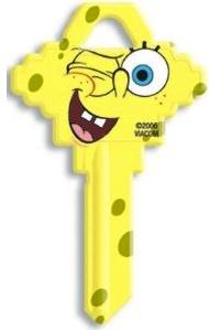 Spongebob Squarepants blank key