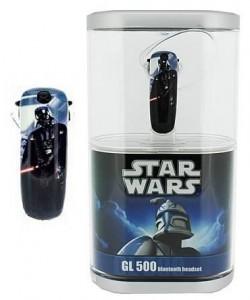 Darth Vader Earloomz Bluetooth Headset