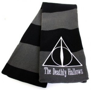 Harry Potter Deathly Hallows Scarf