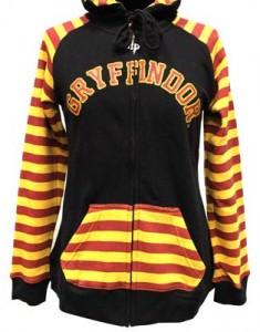 Harry Potter Gryffindor Junior Zip Hoodie