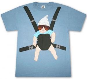 Hangover Baby Carlos T-Shirt