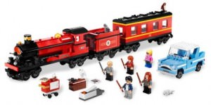 Harry Potter Hogwart's Express LEGO Set