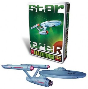 Star Trek Classic Enterprise Model Kit