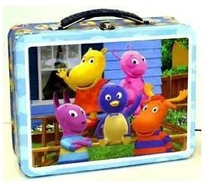 The Backyardigans Lunch Tin