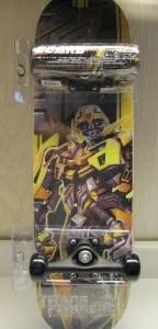 Transformers Autobot Bumblebee Skateboard