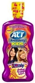 iCarly kids mouthwash