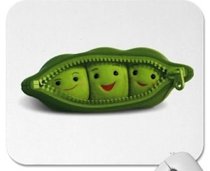 Peas-in-a-Pod the toy used in the Toy Story 3 movie