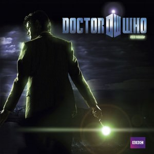 Dr. Who 2012 Wall Calendar