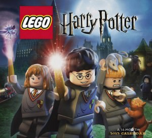 Harry Potter Lego 2012 Wall Calendar