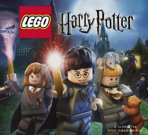 Harry Potter Lego 2012 Wall Calendar
