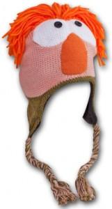 Muppets Beaker Beanie Hat