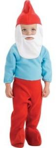 Smurfs Papa Smurf Kids Costume