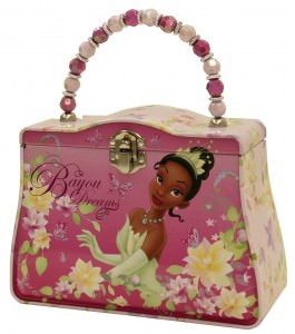 Princess and the Frog Tiana Classic Tin Purse