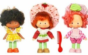 Strawberry Shortcake 30th Anniversary Collection Vintage Style