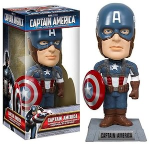 Captain America Movie Bobblehead
