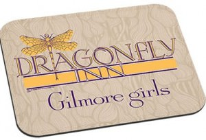 Gilmore Girls Dragonfly Inn Mousepad